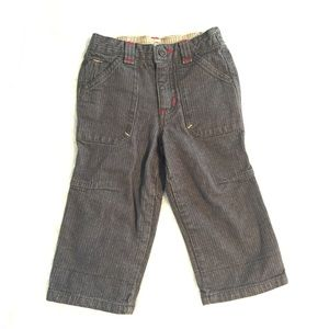 OshKosh B'Gosh Stretch Waist Carpenter Jeans 24M